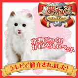 【もれなく電動歯ブラシ♪プレゼント中!】日本総販売元 セガトイズ 夢ねこプレミアム 子供からお年寄りまで皆に愛される 夢猫 シリーズ!