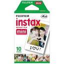 フジフィルム チェキフィルム instax mini 1PK...