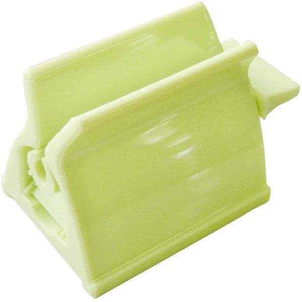 タイガークラウン エコスタンド グリーン チューブスタンドとして使えるチューブ絞り器
