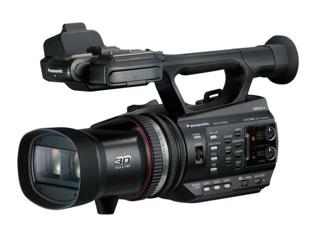 2D/3Dデジタルビデオカメラ「HDC Z10000」