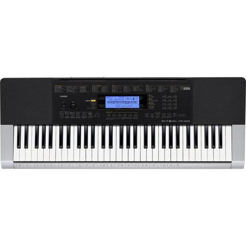 CASIO CTK-4400 ベーシックキーボード 61鍵盤