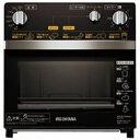 【長期保証付】アイリスオーヤマ FVX-D3A-B(ブラック) ノンフライ熱風オーブン 1400W