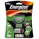 Energizer HDL2005 LEDヘッドライト 単4形 3本使用