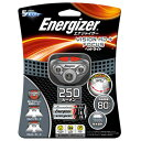 Energizer HDL2505 LEDヘッドライト 単4形 3本使用
