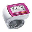 パナソニック EW-BW13-VP(ビビッドピンク) 手首式血圧計