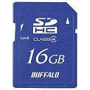 バッファロー RSDC-S16GC4B SDHCカード 16GB