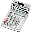 CASIO JF-100GT 卓上電卓 10桁 特大表示