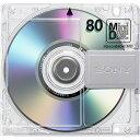 ソニー MDW80T ミニディスク 80分 1枚
