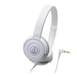 オーディオテクニカ ATH-S100-WH(ホワイト) ポータブルヘッドホン