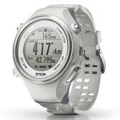 エプソン SF-850PW(ホワイト) WristableGPS 腕時計タイプ