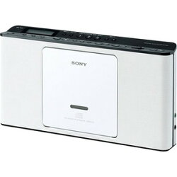 ソニーZS-E80-W(ホワイト)_CDラジオ