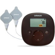 オムロン HV-F320-BW(ブラウン) 温熱低周波治療器