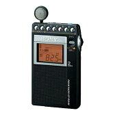 ソニー ICF-R354M シンセサイザーラジオ