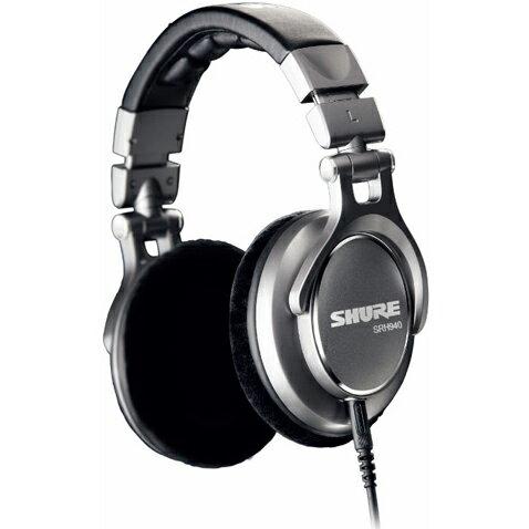 SHURE SRH940 リファレンス・スタジオ・ヘッドホン