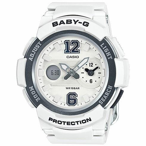 CASIO BGA-210-7B1JF BABY-G(ベイビージー) クオーツ レディース 【在庫あり】16時までの注文で当日出荷可能!【ゴールド 腕時計 メンズ】