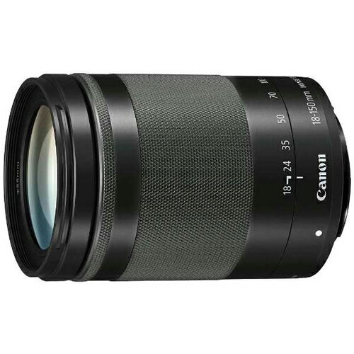 CANON EF-M18-150mm F3.5-6.3 IS STM(グラファイト)