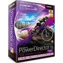 CyberLink PowerDirector 15 Ultimate Suite 通常版 Win