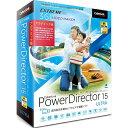 CyberLink PowerDirector 15 Ultra アカデミック版 Win
