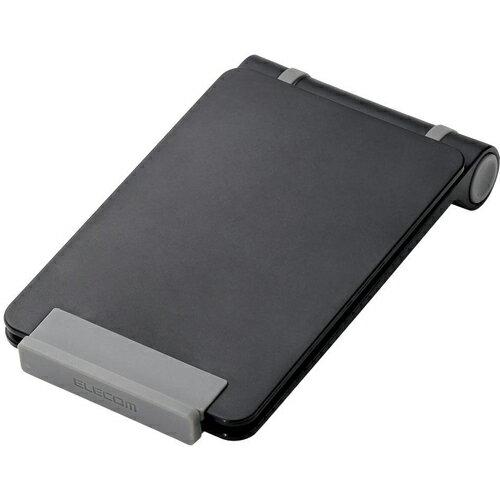 エレコム TB-DSCMPBK タブレット用コンパクトスタンド