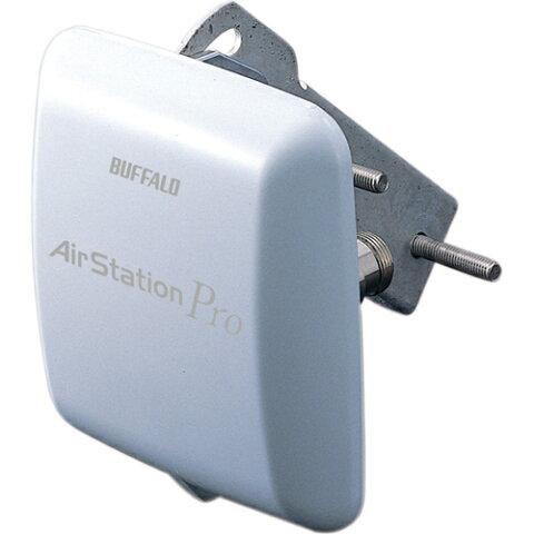 バッファロー WLE-HG-DA/AG 5.6GHz/2.4GHz無線LAN 屋外遠距離通信用 平面型アンテナ