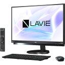 NEC PC-DA970HAB(ファインブラック) LAVIE Desk All-in-one 23.8型液晶 TVチューナー搭載