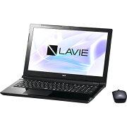 【長期保証付】NEC PC-NS700JAB(スターリーブラック) LAVIE Note Standard 15.6型液晶