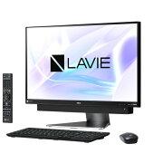 NEC PC-DA770KAB(ダークシルバー) LAVIE Desk All-in-one 23.8型液晶