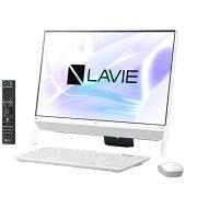 NEC PC-DA370KAW(ファインホワイト) LAVIE Desk All-in-one 23.8型液晶