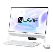 NEC PC-DA350KAW(ファインホワイト) LAVIE Desk All-in-one 23.8型液晶