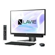 NEC PC-DA870KAB(ダークシルバー) LAVIE Desk All-in-one 23.8型液晶