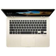 【長期保証付】ASUS UX461UN-8250(アイシクルゴールド) ZenBookFlip14 14型液晶