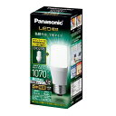 パナソニック LDT8NGST6 LED電球 T形タイプ(昼白色) E26口金 60W形相当 1070lm