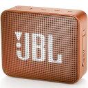 JBL JBL GO 2 ORG(オレンジ) Bluetooth対応ポータブル・スピーカー