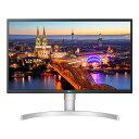 【長期保証付】LGエレクトロニクス 27UL550-W 27型ワイド 4Kディスプレイ HDR10対応