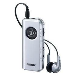 ソニーSRF-M98_FMステレオ/AM_PLLシンセサイザーラジオ