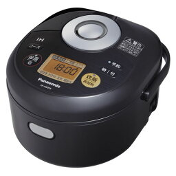 パナソニック SR-KB055-K(ブラック) IH炊飯器 3合