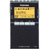 東芝 TY-SPR5-K(ブラック) AM/FMラジオ