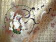 京西陣・金襴 生地 風神雷神 (和布 和生地 和柄生地 和柄 和風)532P17Sep16