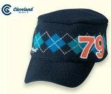 克利夫兰Cleveland 针织品平顶帽 CGH3196[クリーブランド Cleveland ニットワークキャップ CGH3196]
