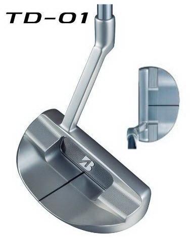 ブリヂストン ゴルフ/BRIDGESTONE GOLF パター TD-01