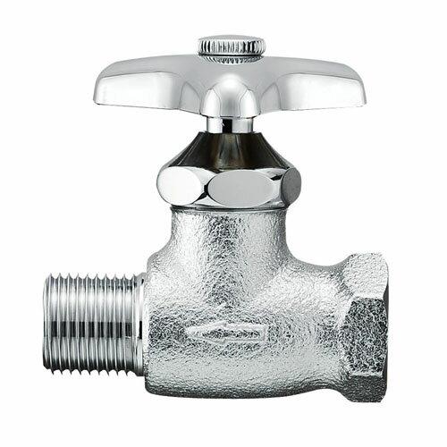 三栄水栓V211-13止水栓バルブストレート形止水栓バルブ化粧バルブ 13 止水栓・バルブストレ