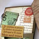 【メール便可能】Mon seul モンシール文字スタンプ はんこ