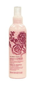 The body shop Moroccan rose body milk 250 ml fs3gm