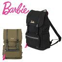 バービー Barbie リュック 59463 マギー 【 リュックサック デイパック かぶせ式 レディース 】【bef】