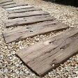 ブラッドストーン社製 ログ・スリーパー10枚セット(600mm)英国製 コンクリート 枕木