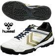 ヒュンメル グランドシューター3 【屋外用】(ハンドボールシューズ) HAS6012〈1070:ホワイト×ネイビー色〉