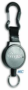 KEY-BAKミドルサイズ・カラビナ付90cmケブラー