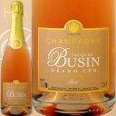 シャンパーニュ・ジャック・ブサン・グラン・クリュ・ブリュット・ロゼ【辛口】【シャンパン】【750ml】【Jacques Busin】