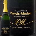 ペルトワ・モリゼ・ブラン・ド・ブラン・グラン・クリュ・ミレジメ 2006【フランス】【白スパークリングワイン】【750ml】【ミディアムボディ寄りのフルボディ】【辛口】