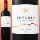 フィリアート・エンポリオ・ロッソ 2015【イタリア】【赤ワイン】【750ml】【ミディアムボディ】【辛口】